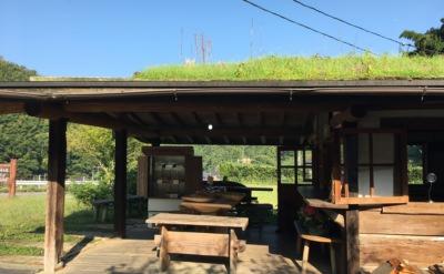 草屋根のパン屋さん